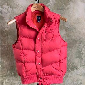 Down filled Gap vest